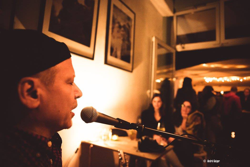 Impressionen: Marc Roca live